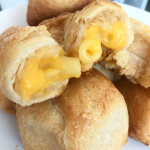 Mac and Cheese Stuffed Bread Bombs